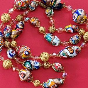 Artisan glass beads